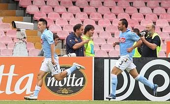 Sport Calcio Napoli - Fiorentina Campionato TIM Serie A