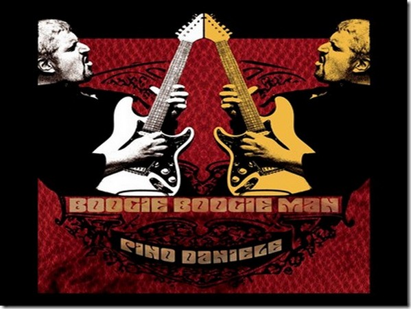 Pino Daniele Boogie Boogie Man