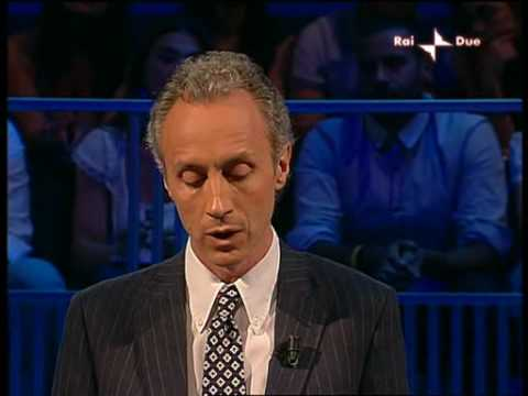 Marco Travaglio Annozero