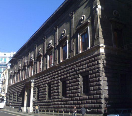 Palazzo Gravina Napoli