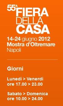 Fiera della Casa di Napoli 2012