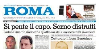 Il Roma, quotidiano italiano