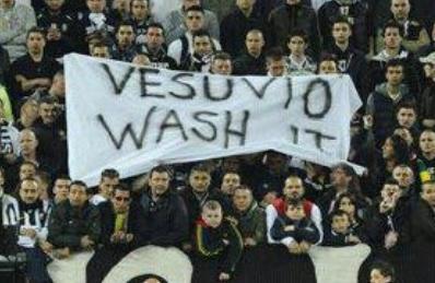 Razzismo Juventus Stadium