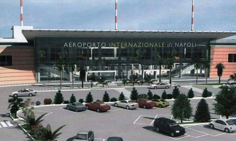 aereoporto internazionale di Napoli