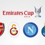 emiretes cup 2013 Napoli