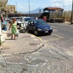 incidente in via Posillipo