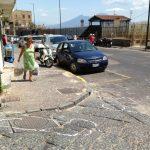 incidente in via Posillipo