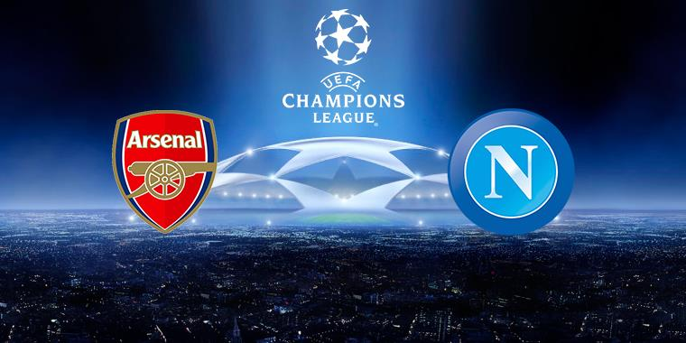 Arsenal Napoli