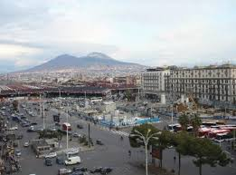 Piazza Garibaldi a Napoli