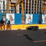 incidente Riviera di Chiaia