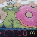 murales di Mcdonald's