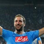 Napoli Borusssia Dortumund 2-1