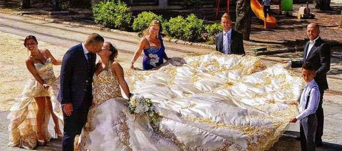 Matrimonio Romano E Napoletano : Cenerentola si sposa a napoli con un matrimonio da