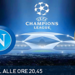 Napoli Arsenal diretta Tv e Streaming