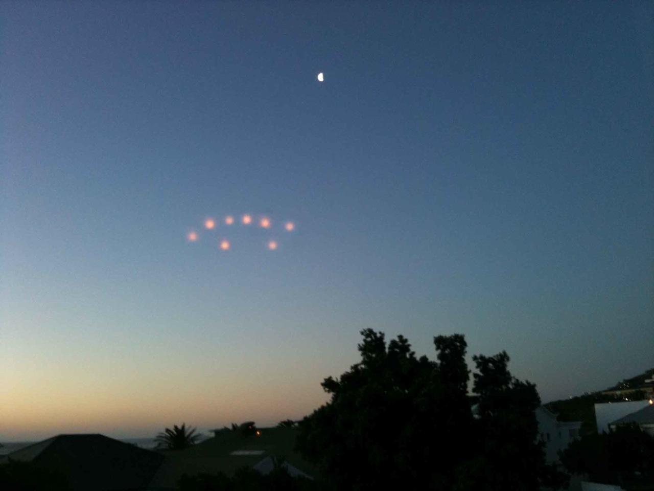 Avvistamenti Ufo a Napoli