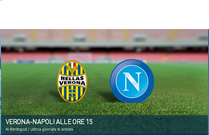 Verona Napoli Streaming