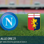 Napoli Genoa Streaming