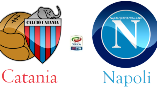 Catania Napoli