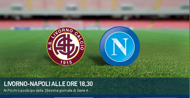 Livorno Napoli Streaming