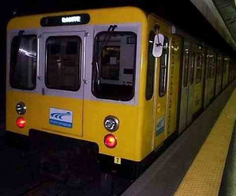 Metropolitana-Napoli linea 1