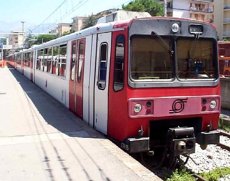 Napoli-Sarno Circumvesuviana