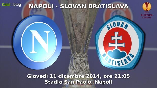 Napoli-Slovan