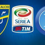 Frosinone-Napoli Streaming diretta live gratis.