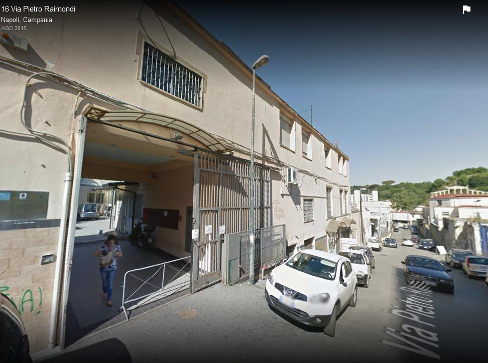 Centro per l'impiego di Napoli - Raimondi