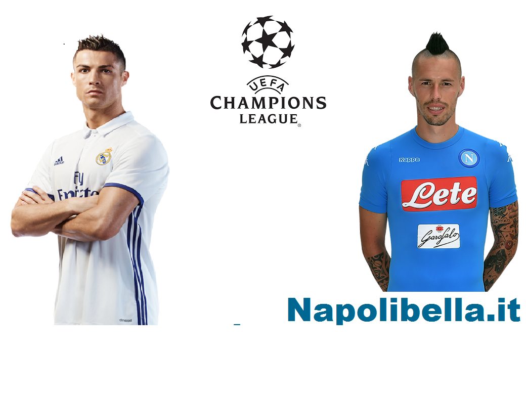 Real Madrid- Napoli