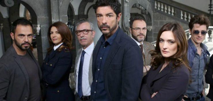Serie Tv I Bastardi di Pizzofalcone ambientata a Napoli