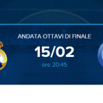 Real Madrid - Napoli Streaming
