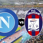 Napoli Crotone streaming - Diretta Livr