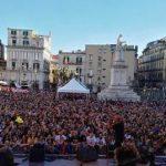 Grande successo per il concertone del Primo Maggio a Napoli