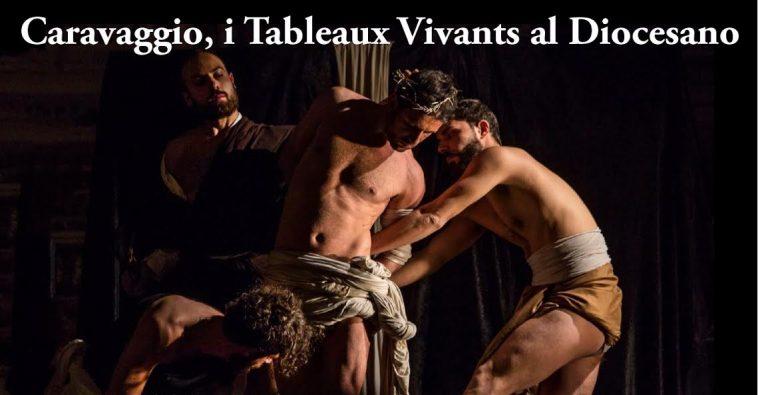 """I Tableaux Vivants da Caravaggio a Donnaregina"""