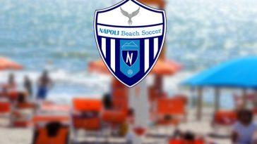 Presentazione Napoli beach Soccer