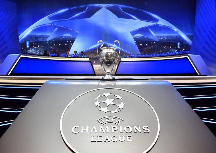 champions league- sorteggio Napoli