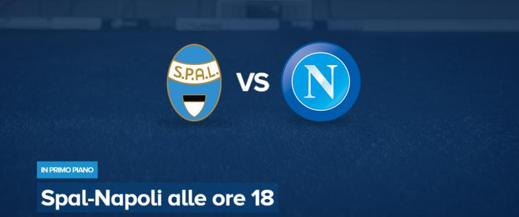 Spal-Napoli streaming