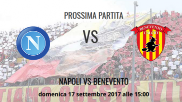 Napoli-Benevento Streaming