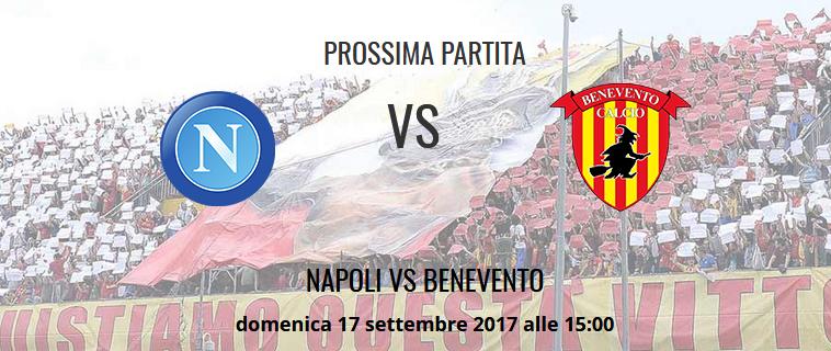 Napoli-Benevento Streaming