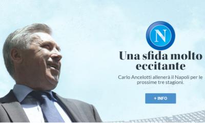 Carlo Ancelotti sito ufficiale