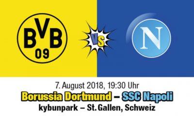 Napoli-Borussia Dortmund