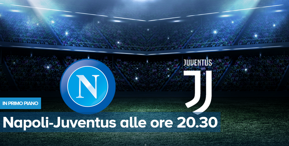 Napoli-Juventus Streaming